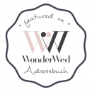 Featured on WonderWed NEW big