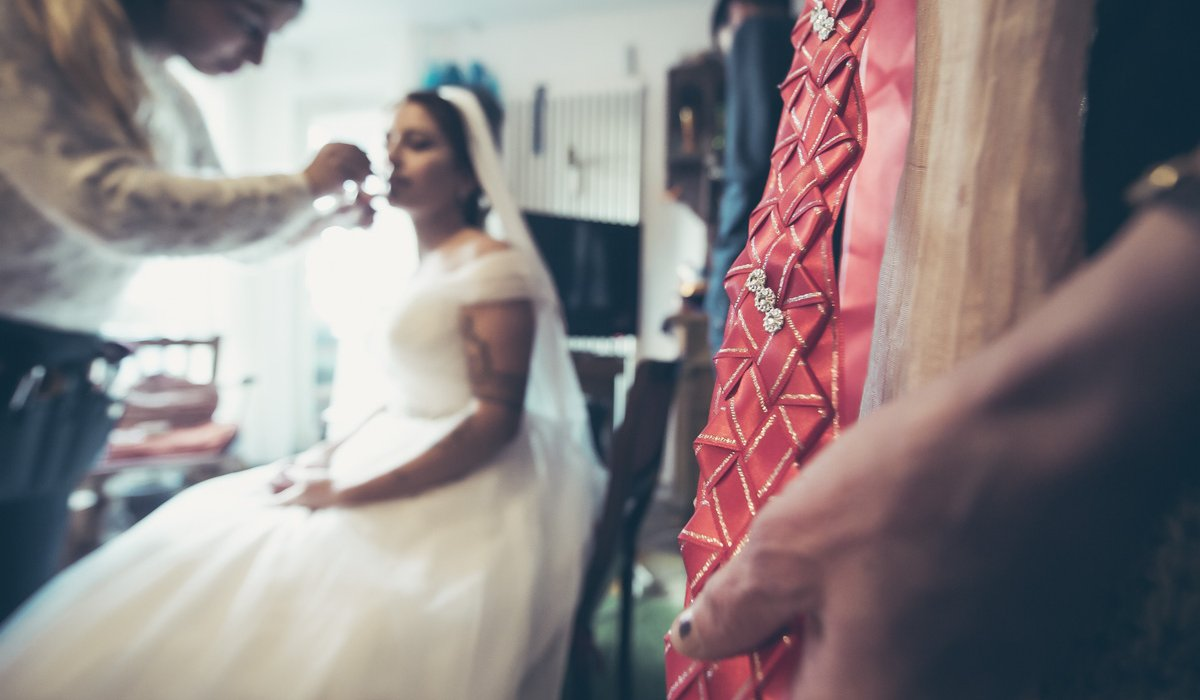 Eine türkische Hochzeit - Claudia Weaver Design