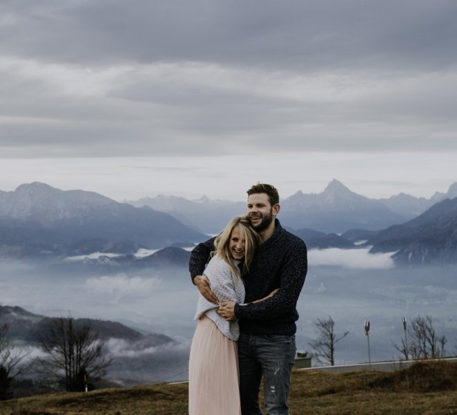 Verlobungsfotografie- Paerchenfotos-Gaisberg-Salzburg-Claudia Weaver