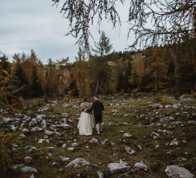 87Hochzeitsfotografie-Salzburg-Kuchl-Trattberg-Herbst Hochzeit