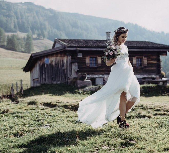 Hochzeit Filzmoos