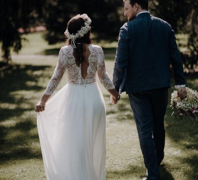 Hochzeitsfotograf-Salzburg-Brautpaar-Shooting- Schloss Hellbrunn