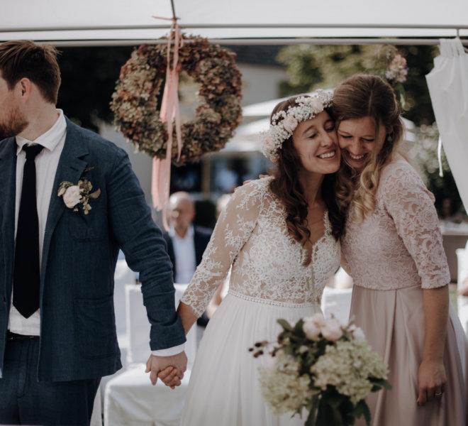 Hochzeitsfotograf-Salzburg-Schlosswirt Anif-freudentränen bei der Trauung