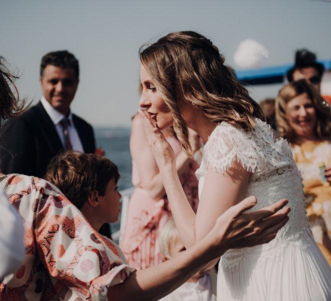 Hochzeitsfotografie-Salzburg-freie Trauung Boot-traunsee-liberty-berghochzeit