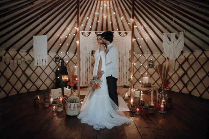 Ethno Chic Hochzeit